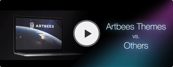 Artbees themes video