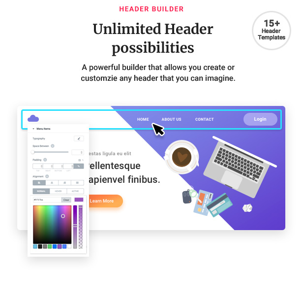 Jupiter - Multi-Purpose Responsive Theme - 5