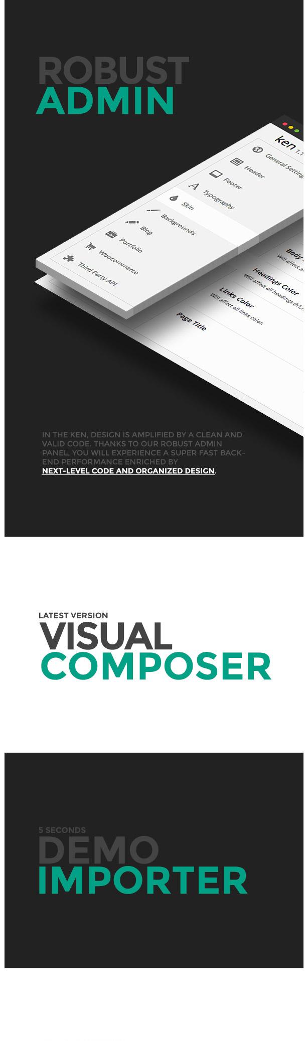 3 edited - The Ken - Multi-Purpose Creative WordPress Theme