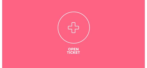 open ticket - The Ken - Multi-Purpose Creative WordPress Theme