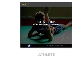 template athlete - The Ken - Multi-Purpose Creative WordPress Theme