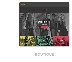 template boutique - The Ken - Multi-Purpose Creative WordPress Theme