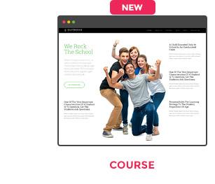 template course - The Ken - Multi-Purpose Creative WordPress Theme