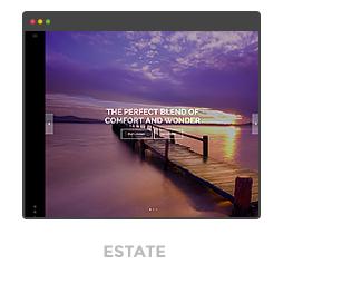 template estate - The Ken - Multi-Purpose Creative WordPress Theme