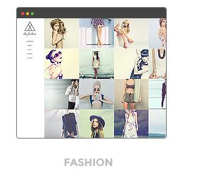 template fashion - The Ken - Multi-Purpose Creative WordPress Theme