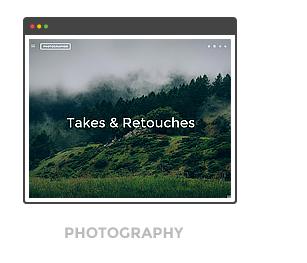 template photography - The Ken - Multi-Purpose Creative WordPress Theme